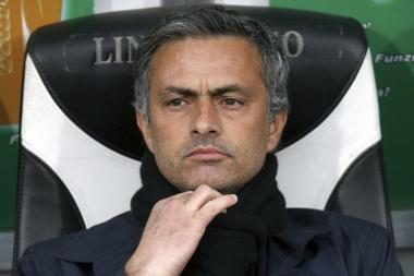 J.Mourinho liejo ašaras atsisveikindamas su