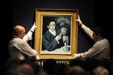 P.Pikaso paveikslas parduotas už 145 mln litų