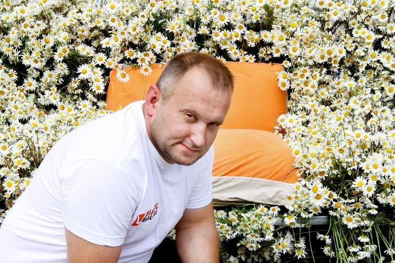 Rekordininkui M. Vasiliauskui mylimoji pagimdė dukrą