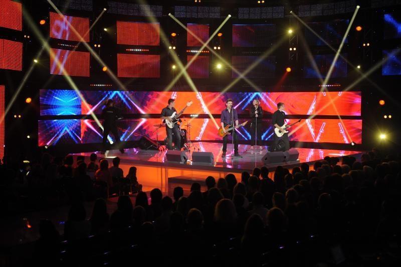 """Į """"Eurovizijos"""" pusfinalį deleguojami """"Dar"""", """"El Fuego"""" bei M. Linkytė"""