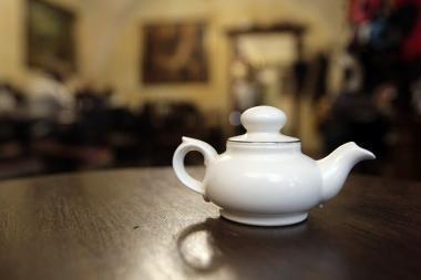 """""""Maxima""""  kviečia pasivaišinti imbierų arbata"""
