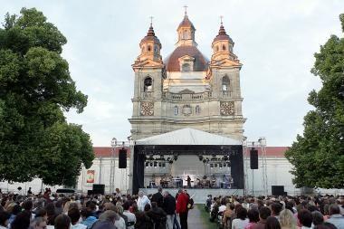 Baigiasi Pažaislio muzikos festivalis