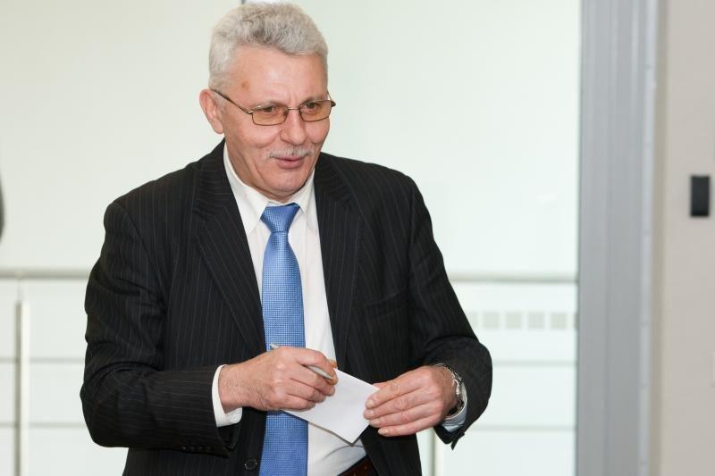 A. Salamakinas: šio Seimo reitingas gali būti nulis