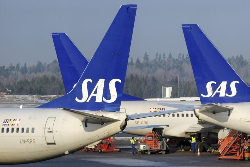"""SAS atnaujina lėktuvų parką ir parduoda """"MD-80"""" lėktuvus"""