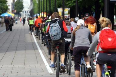 Pavasarį Kaune vyks dviračių maratonas