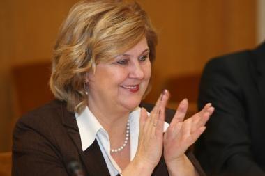 R.Šalaševičiūtė dar padirbės vaiko teisių apsaugos kontroliere