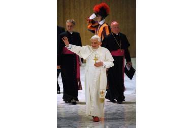 Popiežius vyks į Prancūziją