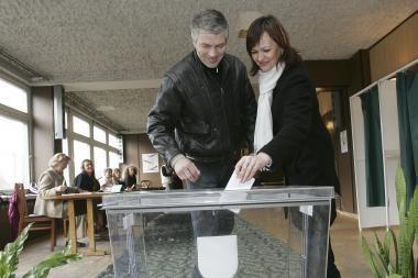 Socialdemokratų sąjunga į laisvą Seimo nario vietą iškėlė G.Akelaitį