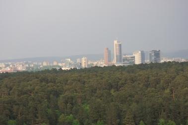 Vilnius - patraukliausias objektas šalyje