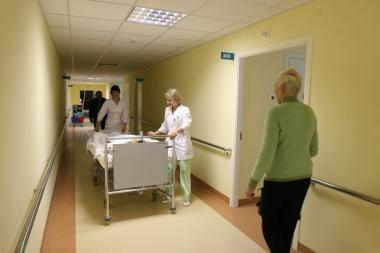 Į Vilniaus ligoninę buvo paguldytas sumuštas nepilnametis