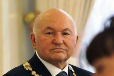 Kremlius nusprendė pašalinti J.Lužkovą iš valdžios vertikalės