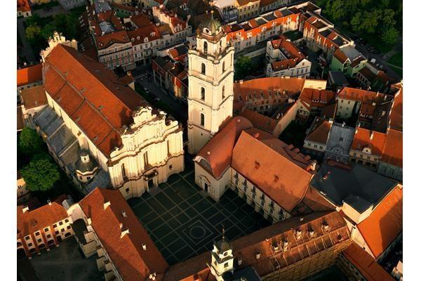 Vilnius - obuolių miestas (papildyta)