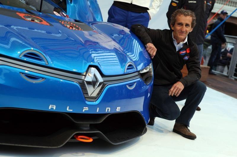 """""""Renault"""" vėl dalyvaus Gudvudo greičio festivalyje"""
