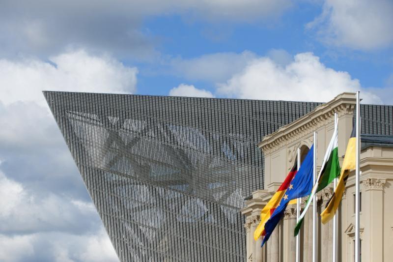Vokietijos Konstitucinis teismas pritarė ES fiskaliniam paktui