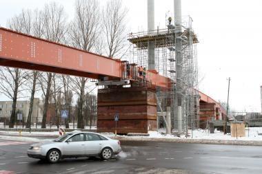 Tiltui per geležinkelį siūloma suteikti istorinį vietovardį