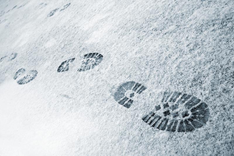 Naktį Žemaitijoje snigo, rytą vakariniuose rajonuose krito šlapdriba