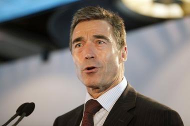 NATO generalinis sekretorius palaiko Rusijos dalyvavimą Europos PRG sistemoje