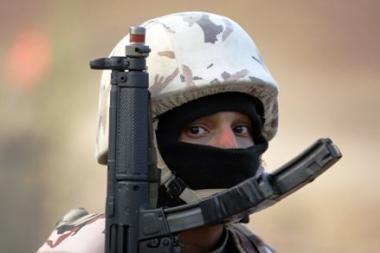 Saudo Arabijoje suimti 149