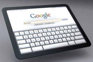 """""""Google"""" kurs nuosavą planšetę?"""