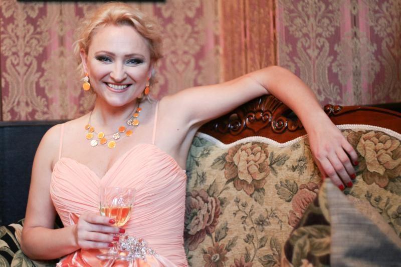 Aktorė I. Norkutė atsikratė 14 kilogramų