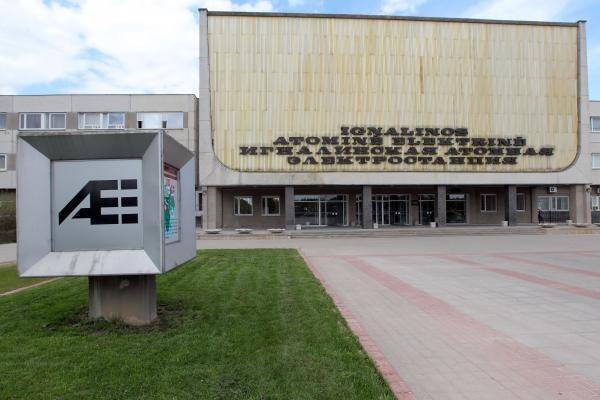 Derybininku dėl AE uždarymo finansavimo paskirtas N.Tankevičius