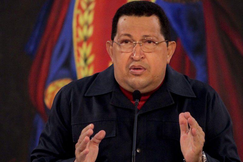 """H. Chavezui išsivystė """"sunki plaučių infekcija"""""""