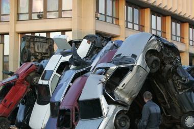 Mažėja eismo įvykiuose nukentėjusių vaikų