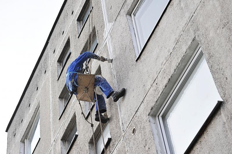 """A. Butkevičius: namų renovavimo """"bumas"""" – 2014 metų antrąjį pusmetį"""