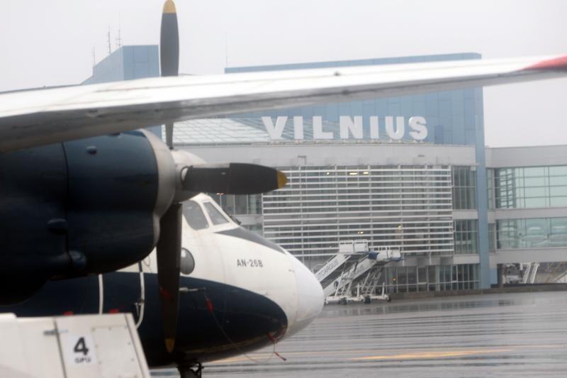 Pranešta apie Vilniaus oro uoste padėtą atominę bombą