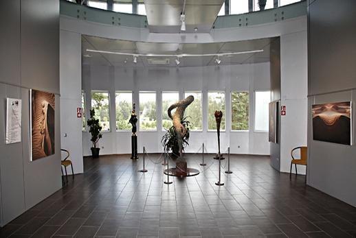 Klaipėdiečių meno paroda papuošė Lietuvos etnokosmologijos muziejų