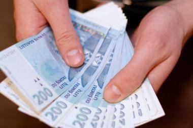 Sukčiavę vilniečiai biudžetą papildys per 10,3 mln. litų