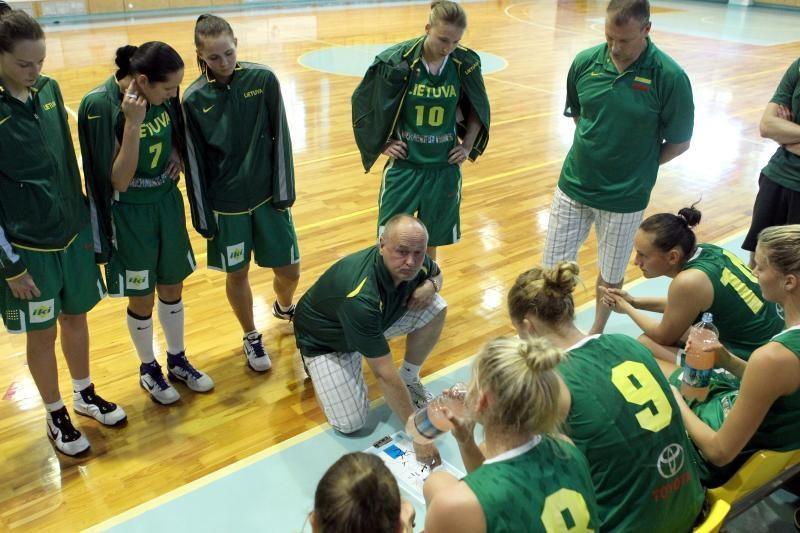 Lietuvos rinktinė pergale pradėjo 2013 m. pirmenybių atrankos turnyrą
