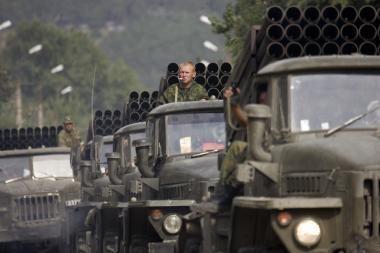 Sukanka 15 metų nuo sovietų armijos išvedimo iš Lietuvos