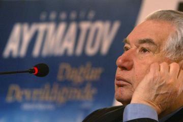 Mirė rašytojas Čingizas Aitmatovas