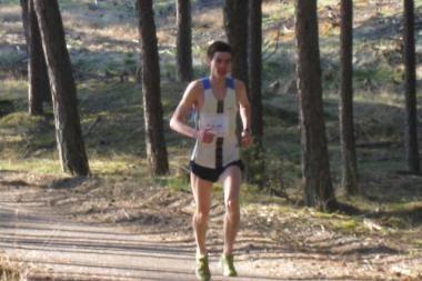 R.Seitkalijevas – būsimas kunigas, bėgantis ultramaratoną