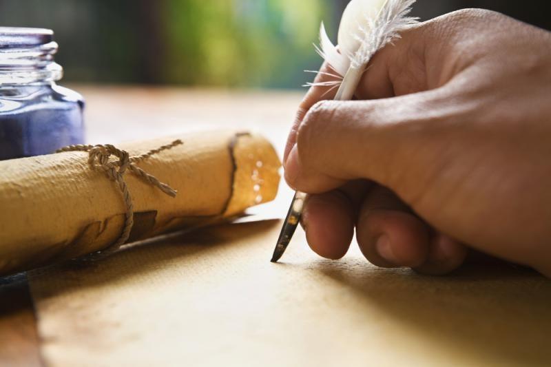 Žvilgsnis: Robertas Keturakis – Garliavos krašto poetas