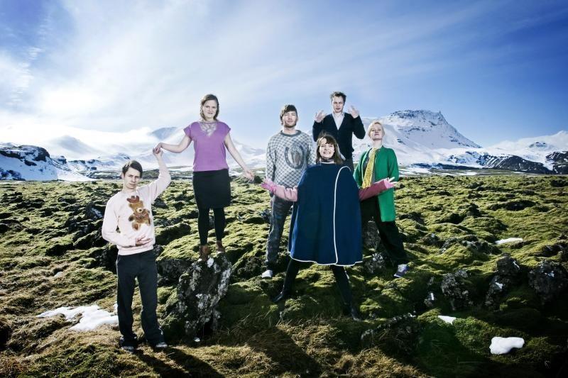 """Islandijos grupė """"múm"""