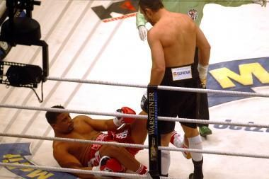 V.Klyčko apgynė pasaulio čempiono titulą