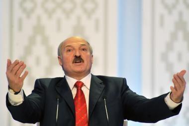 Baltarusijos rinkimų komisija oficialiai patvirtino A. Lukašenkos pergalę