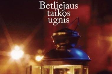 Betliejaus taikos ugnis atkeliauja į Vilnių (programa)