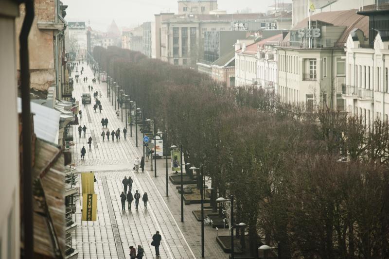 Kaunas pagal daugiatautiškumą nusileidžia tik Vilniui