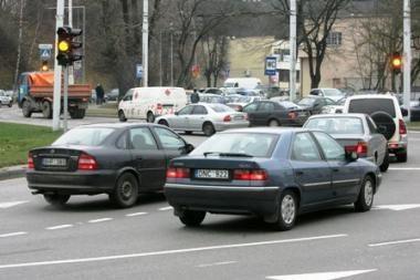 Klaipėdos senamiestyje teks mokėti už automobilių stovėjimą