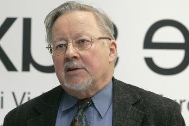 Teismas: V.Petkevičiaus teiginiai pažemino V.Landsbergio tėvo garbę