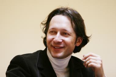 J.Onaitytė ir V.Čepinskis kviečia bendrauti