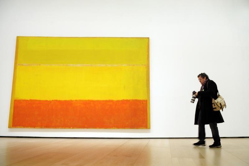 Rothko paveikslas parduotas už rekordinę 86,9 mln. dolerių sumą