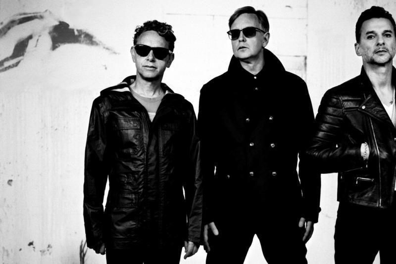 """Depeche Mode"" surengs koncertą Vilniuje"