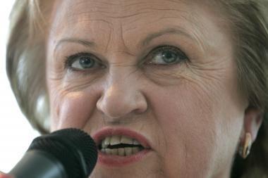 K. Prunskienės interviu - skaitytojų teismui
