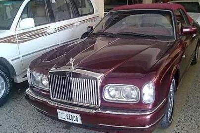 "S.Husseino ""Rolls Royces"