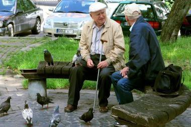 Pensijų lygiava ateityje gali baigtis, teigia ekspertai