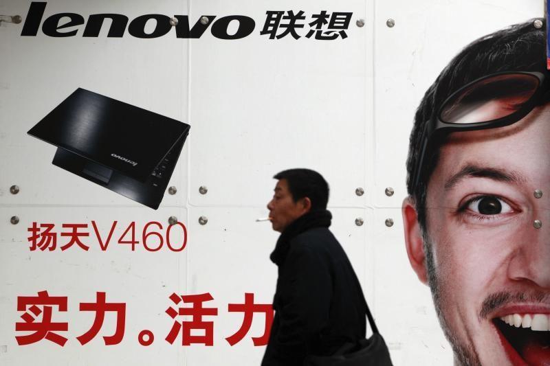 """""""Lenovo"""" gandus apie """"Nokia"""" įsigijimą pavadino """"nevykusiais juokais"""""""